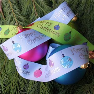 bauble ribbons