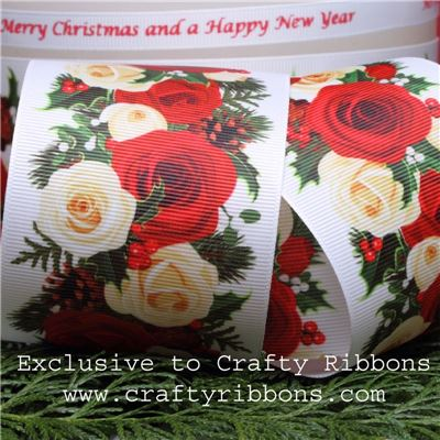 Christmas Rose - 62mm Roses