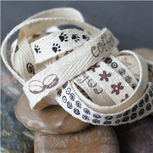 cotton print ribbon
