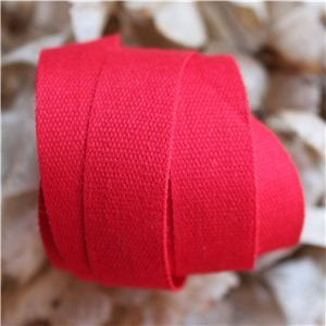 Cotton Ribbon - Red