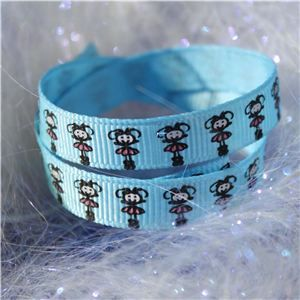 Crafty Fairy Ribbon - Fayette Turquoise