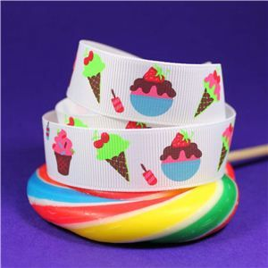 sweet treat ribbons