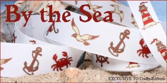 by the sea ribbons