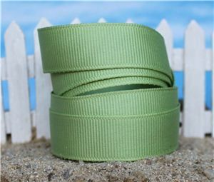 Summer Holiday Ribbon - Sea Green