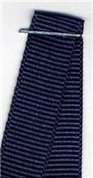 10mm Grosgrain Ribbon - Navy
