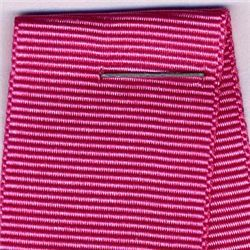25mm Grosgrain Ribbon - Shocking Pink