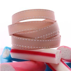 Candy Saddle Stitch - Tan