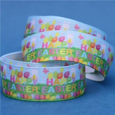 Easter Ribbon - Happy Easter