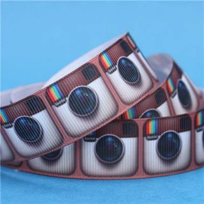 Instagram Ribbon - Camera