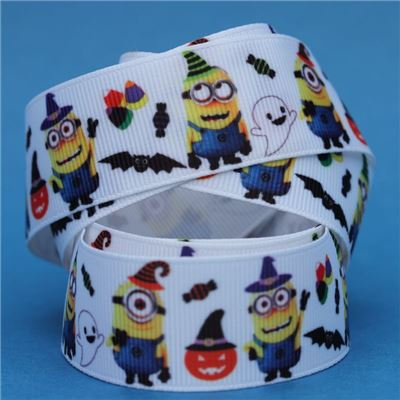 Minion Ribbon - Halloween Minions