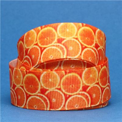 Sweet Treat Ribbon - Orange Slices
