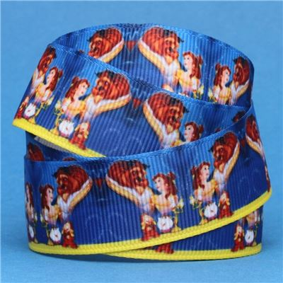 Beauty/Beast  Ribbon - Family