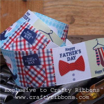 Fathers Day Ribbon
