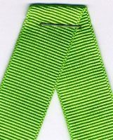16mm Grosgrain Ribbon - Spring Green