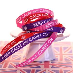 Keep Calm Ribbons - WANT IT ALL
