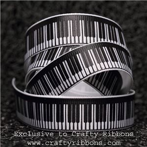 Music Ribbon - 16mm Keyboard