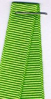 10mm Grosgrain Ribbon  - Spring Green