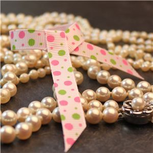 Lots of Dots - Bauble Powder PInk