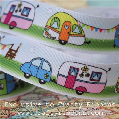 Summer Festival - Caravan Ribbon