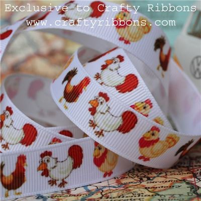 Summer Festival - Chicken Ribbon