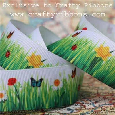 Summer Festival - Meadow Ribbon