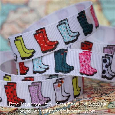 Summer Festival - Wellie Ribbon