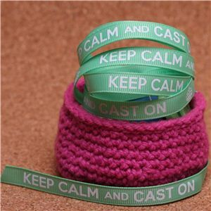 Knit Ribbons - Cast On Mint
