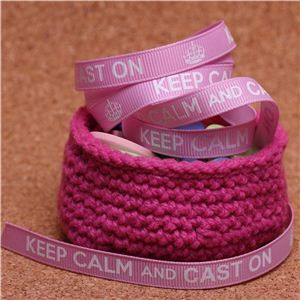 Knit Ribbons - Cast On Tulip