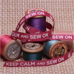 Sew Ribbons - Sew On Rose