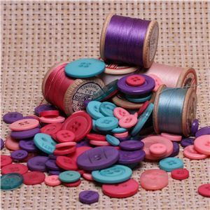 Sew Buttons - Assorted Sew