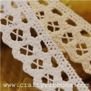 Chantilly Cotton Lace - Clermont