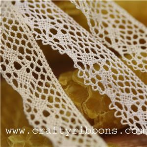 Chantilly Cotton Lace - Callac