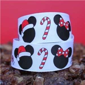 mouse head ribbon