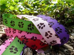 muddy paw ribbons