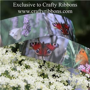 Nature Ribbon - Butterflies