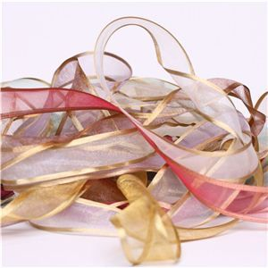 Ribbon Pack - Gold Edge Sheer