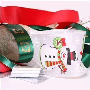 Ribbon Pack - Snowman