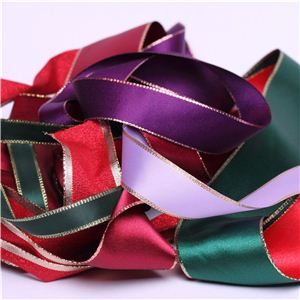 Ribbon Pack - Gols Edge Satin