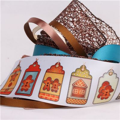 Ribbon Pack - Gingersnap