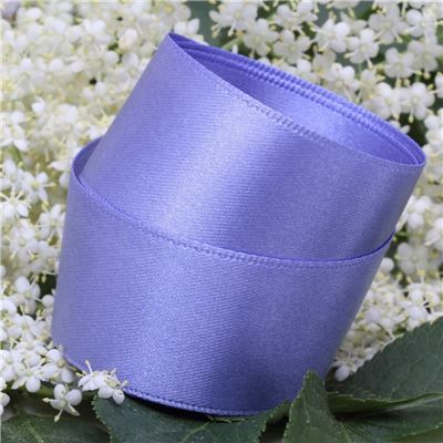 25mm Satin Ribbon - Lupin