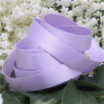 10mm Satin Ribbon - Orchid