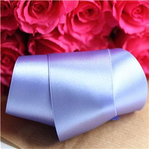 35mm Satin Ribbon - Lupin