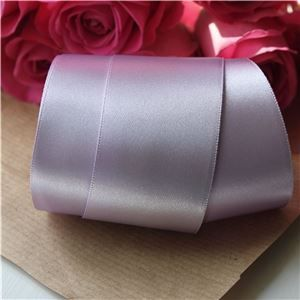 35mm Satin Ribbon - Orchid
