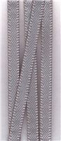 3mm Satin Ribbon - Silver