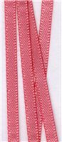 3mm Satin Ribbon - Dusty Rose