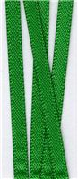3mm Satin Ribbon - Emerald