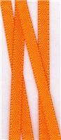 3mm Satin Ribbon - Tangerine
