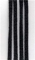 2mm Rope Black