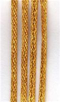 2mm Rope Gold