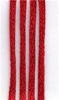 2mm Rope Red